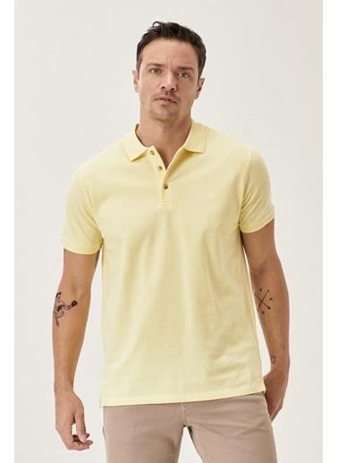 Beymen Business Beymen Business T-Shirt Sarı